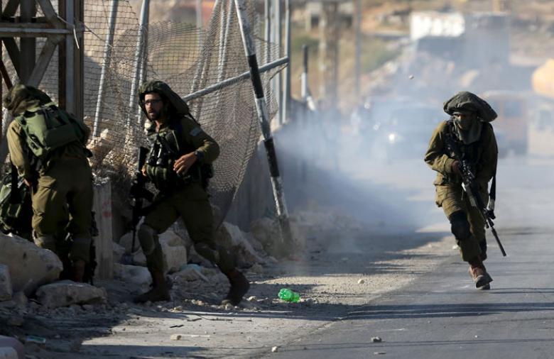 إنقاذ قوة إسرائيلية دخلت رام الله بالخطأ دون إصابات