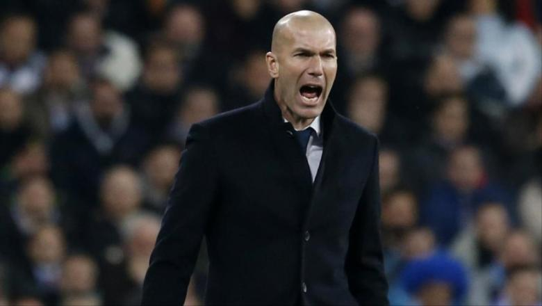 زيدان: سأرحل عن ريال مدريد في هذه الحالة