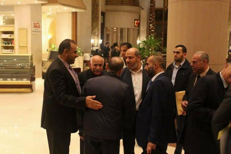"""""""حماس"""" تجري لقاءات تشاورية مع الفصائل بالقاهرة"""