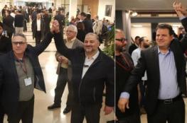 الأحزاب العربية تخوض الانتخابات بقائمتين منفصلتين
