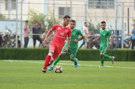8 مباريات تقام اليوم في دوري غزة