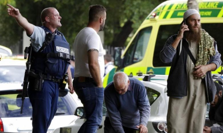 حماس تستنكر وتدين هجوم نيوزلندا الإرهابي