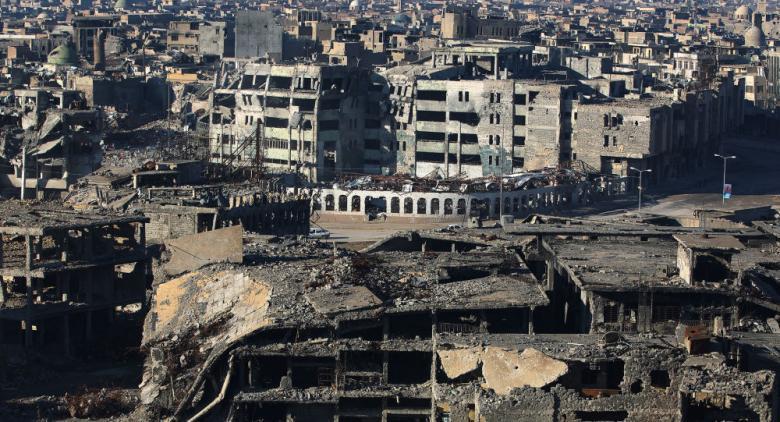 """200 مقبرة جماعية في مناطق عراقية كانت تحت سيطرة """"داعش"""""""