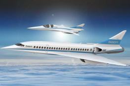 """طائرة """"بوم"""" تقود ثورة في عالم الطيران"""