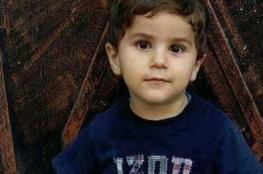 مصرع طفل سقط من علو في غزة