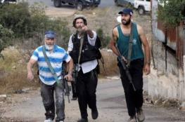 الاحتلال يهدم بركسات ومستوطنون يعتدون على ممتلكات المواطنين بالضفة