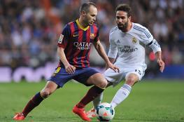 """تحديد موعد """"الكلاسيكو"""" بين برشلونة وريال مدريد"""