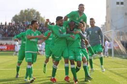 قائمة بعثة خدمات رفح في إياب كأس فلسطين