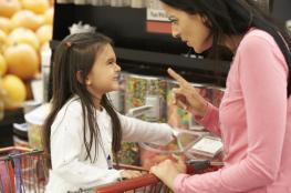 الأم العصبية تشكل خطرًا على أطفالها