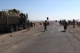 مقتل 31 حوثيا بعد قصف التحالف زورقين في الحديدة