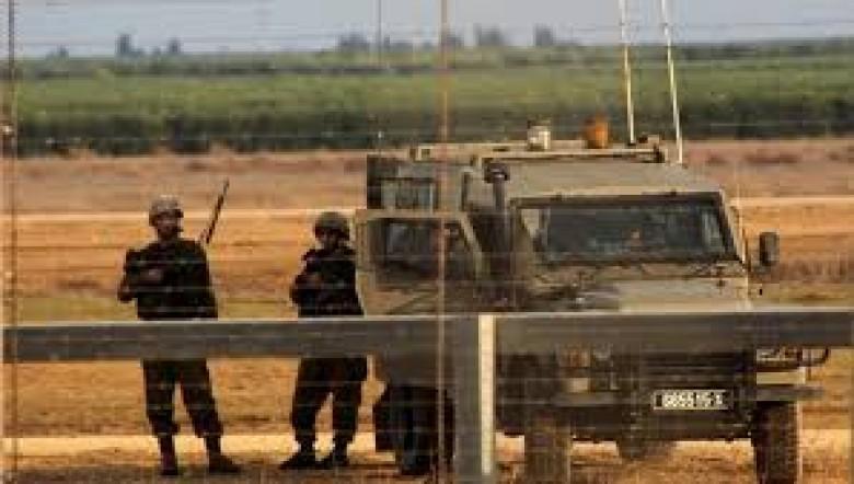 الاحتلال يطلق النار تجاه نقطة للضبط الميداني شرق دير البلح وسط قطاع غزة