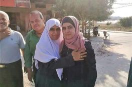 الاحتلال يفرج عن الأسيرة آلاء فقهاء من طولكرم
