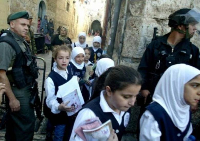 أولياء أمور الطلبة في القدس القديمة يوجهون مناشدة للأهالي
