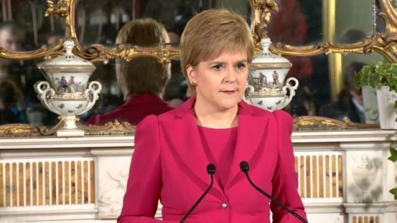 اسكتلندا ستطلب إجراء استفتاء ثان على استقلالها عن بريطانيا