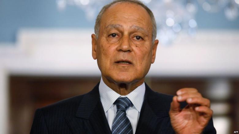 """أبو الغيط يرفض محاولات """"إسرائيل"""" التعدي على لبنان"""