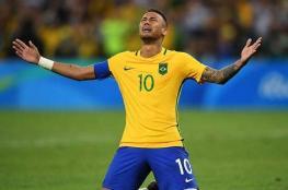 """انفلات نيمار يفقده """"الشارة البرازيلية"""""""
