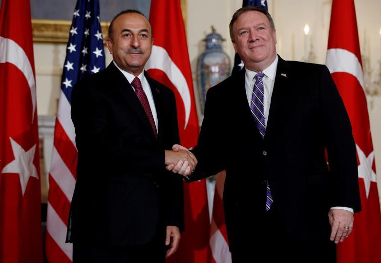 تركيا تثمن قرارا أمريكيا بشأن قادة حزب العمال الكردستاني