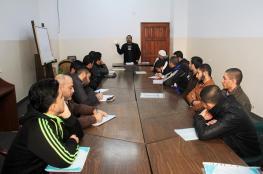 دار القرآن شرق غزة تُطلق المخيم الشتوي للحلقات المكفولة