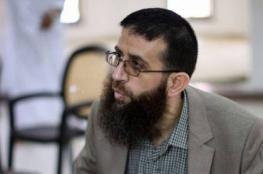 خضر عدنان يدخل يومه الـ38 في الإضراب عن الطعام