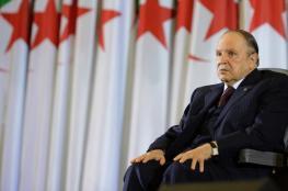 بوتفليقة.. خامس رئيس عربي تسقطه صيحات الجماهير