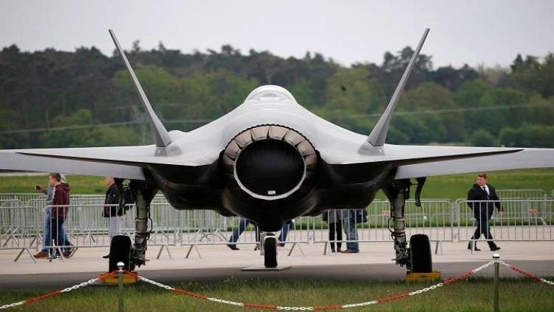 إيطاليا تتخلى عن F-35 الأمريكية