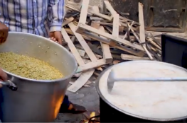 مبادرة فردية لسد رمق الفقراء في رمضان