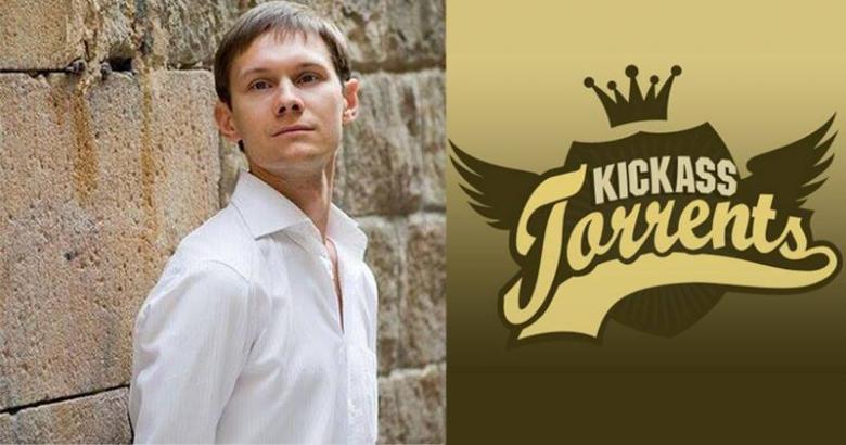 مؤسس موقع KickAss يعرض تسليم نفسه لأمريكا