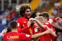 بلجيكا تصعق اليابان بهدف قاتل وتصل ربع النهائي