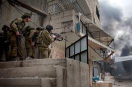 الاحتلال يقتحم جنين وينصب عدة حواجز عسكرية