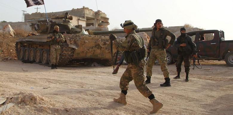 تركيا تكثف تسليح المعارضة في إدلب