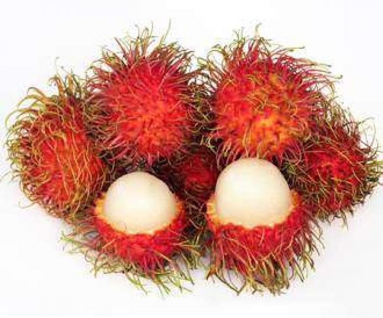 فوائد فاكهة الرامبوتان العجيبة