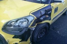 3 إصابات في حادث سير غرب بيت لحم