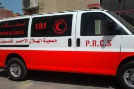 وفاة طفلة دعسها باص شرق غزة