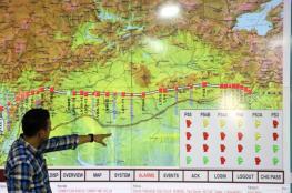 بغداد تعاود تصدير النفط عبر المنطقة الكردية