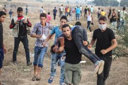 إصابة مواطنين شرق قطاع غزة