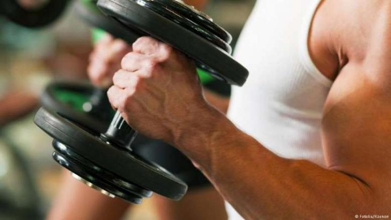 عشرة أطعمة مثالية لبناء العضلات