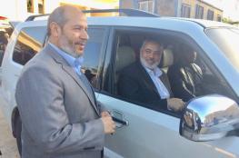 """تعرف على تفاصيل الدعوة المصرية لقائد """"حماس"""""""