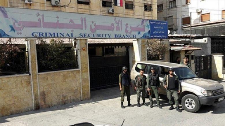 دورية أمنية لمكافحة سرقة السيارات وسط سوريا!