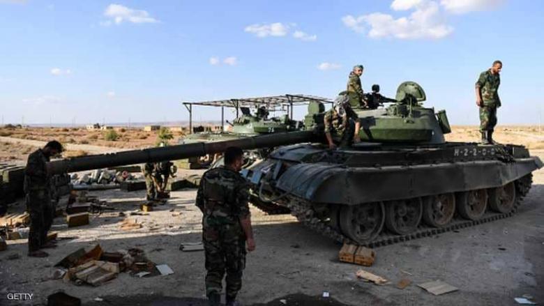 مقتل ضابط سوري رفيع في دير الزور في انفجار عبوة ناسفة