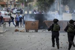 الاحتلال يعتقل طالبًا جامعيًا خلال مواجهات في بيت أمر بالخليل