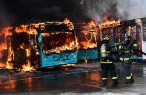 مقتل 3 أشخاص وإصابة آخرين في تشيلي بعد إعلان الحكومة رفع أسعار وسائل النقل