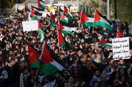 """الآلاف يشاركون في """"تظاهرة الغضب"""" بعرعرة"""