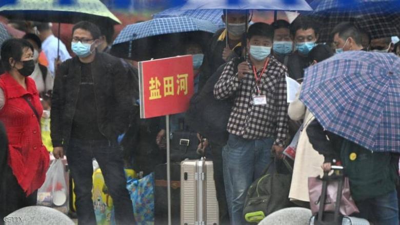 الصين ترفع القيود الصارمة عن بؤرة تفشي كورونا