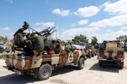 الجيش الليبي دمر طائرات تركية ويتقدم نحو طرابلس