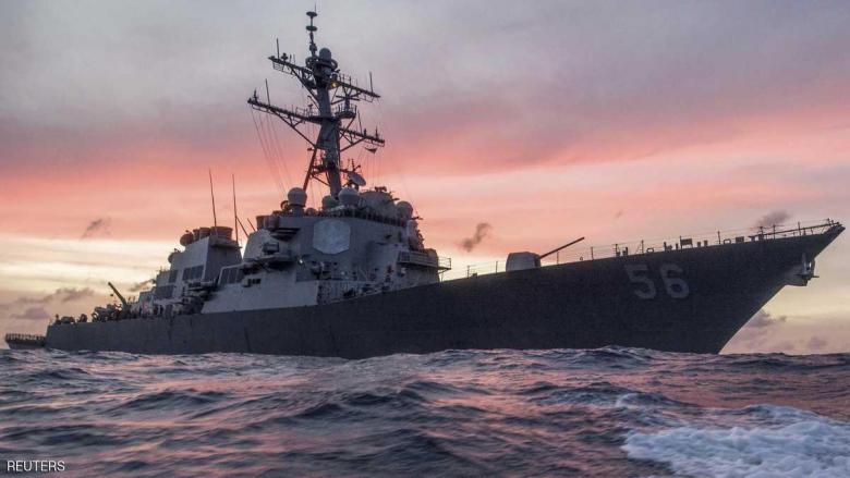 البحرية الأميركية.. ثاني حادث تصادم في شهرين