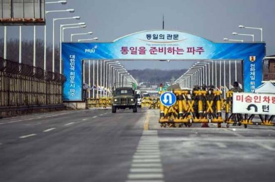 وصول وفد كوري شمالي رفيع المستوى إلى كوريا الجنوبية