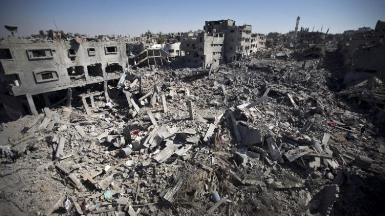 اتّفاق فلسطيني إسرائيلي لمراجعة آلية إعمار غزة