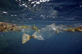 300 مليار قطعة بلاستيكية تسبح في المحيط !