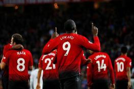 مانشستر يونايتد يكسر سلسلة التعادلات برباعية ضد فولهام