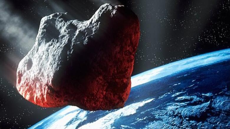 «البحوث الفلكية» يوضح حقيقة اصطدام كويكب بحجم جبل ايفرست بالأرض